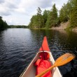 Canoeing — Stock Photo