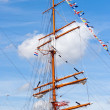 Mast ship — Stock Photo #11546005