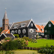 Marken - Holland - Foto de Stock