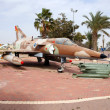 Israel Air Force museum - Stock Photo
