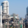 Petrochemical industrial plant — Stockfoto #11546656