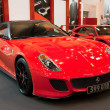 Ferrari 599 GTO - Stock Photo