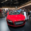 Audi R8 - Stock Photo