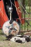 Middeleeuwse wapens — Stockfoto