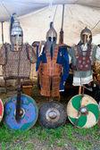 Historical armour — Stock Photo