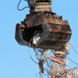 Demolition crane — Stockfoto #11801113