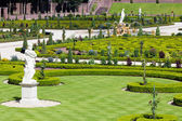 Paleis het Loo garden — Stock Photo