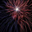 Stock Photo: Solvang fireworks #9
