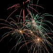 Stock Photo: Solvang fireworks #10