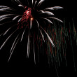 Stock Photo: Solvang fireworks #13