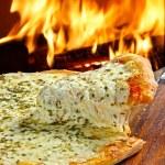 Pizza oven — Stock Photo #11425678