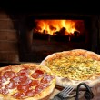 Pizza oven — Stock Photo #11440413