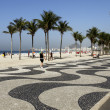 Copacabana, Rio de Janeiro - Stock Photo