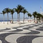 Copacabana, Rio de Janeiro — Stock Photo