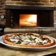 Pizza oven — Stock Photo #11449835