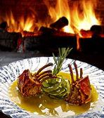 Haute cuisine — Stock Photo