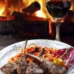 Roast beef — Stock Photo