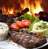烤牛肉 — 图库照片