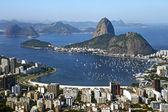 Sugar Loaf, Rio de Janeiro — Stock Photo