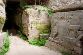 Tempio pagano — Foto Stock