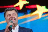 Petro Poroshenko — Stock Photo