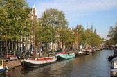 古いアムステルダム — ストック写真