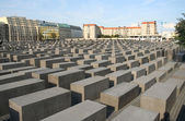 Jewish Holocaust Monument in Berlin — Stock Photo
