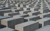 Holocaust Memorial in Berlin — Stock Photo