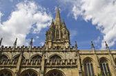 Oxford College, UK — Stock Photo