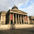 London National Gallery - 图库照片