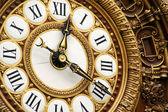 Ozdobne zegar — Zdjęcie stockowe