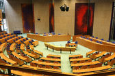 Dutch Parliament — Stock Photo