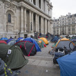 Stock Photo: Occupy London