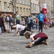 Edinburgh Festival Fringe — Stock Photo #12117307