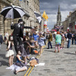 Edinburgh Festival Fringe — Stock Photo #12117482