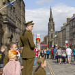 Stock Photo: Edinburgh Festival Fringe