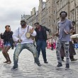 Edinburgh Festival Fringe - Stock Photo