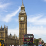Big Ben in London — Stock Photo #12120711