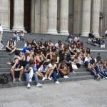 Teenage Tourists — Stock Photo #12121649