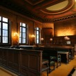 Court room — Stock Photo #12140976