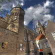 Stock Photo: Prinsenhof Delft