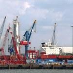 Harbor Industry — Stock Photo
