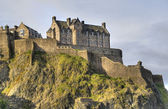 Edinburgh Castle — 图库照片