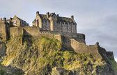 爱丁堡城堡 — 图库照片