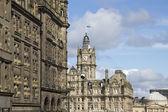 Edimburgo, scozia — Foto Stock