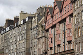 Edinburgh Houses — Stock Photo