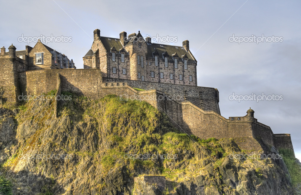 Edinburgh castle pictures