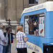 London Ice Cream Van — Stock Photo #12258336