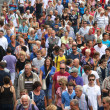 Sail Amsterdam Crowds - Stockfoto
