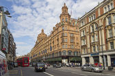 Harrods, London — Stock Photo